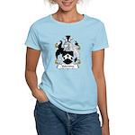 Valentine Family Crest Women's Light T-Shirt