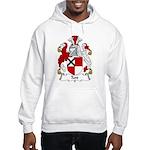 Tutt Family Crest Hooded Sweatshirt