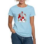 Tutt Family Crest Women's Light T-Shirt