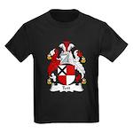 Tutt Family Crest Kids Dark T-Shirt