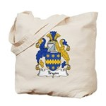Tryon Family Crest Tote Bag