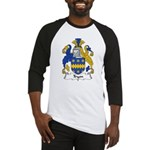Tryon Family Crest Baseball Jersey