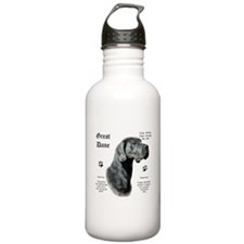 DaneHistoryBluenatural Water Bottle