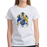 Trist Family Crest Women's T-Shirt