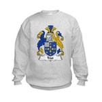 Trist Family Crest Kids Sweatshirt