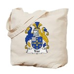 Trist Family Crest Tote Bag