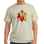 Tripp Family Crest Light T-Shirt