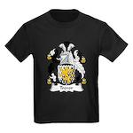 Trevor Family Crest Kids Dark T-Shirt