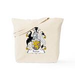 Trevor Family Crest Tote Bag