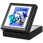 Ready To Rock Keepsake Box