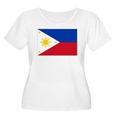 Filipino Flag T-Shirt