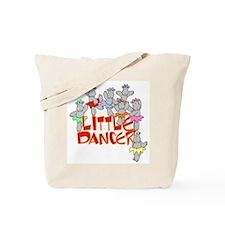 Hippo Little Dancer Tote Bag