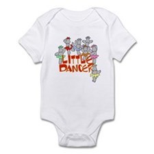 Hippo Little Dancer Infant Bodysuit