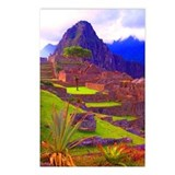 Machu Piccu Postcards (Package of 8)