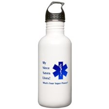 MY NIECE Water Bottle