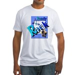 Ready To Rock Fitted T-Shirt