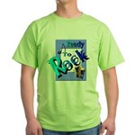 Ready To Rock Green T-Shirt