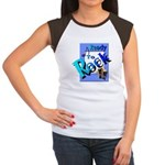 Ready To Rock Women's Cap Sleeve T-Shirt