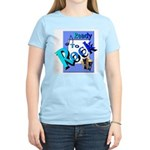 Ready To Rock Women's Light T-Shirt