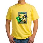 Ready To Rock Yellow T-Shirt