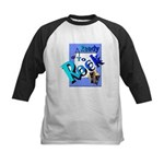 Ready To Rock Kids Baseball Jersey