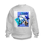 Ready To Rock Kids Sweatshirt