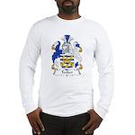 Tooker Family Crest Long Sleeve T-Shirt
