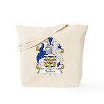 Tooker Family Crest Tote Bag