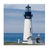 Yaquina Lighthouse Tile Coaster