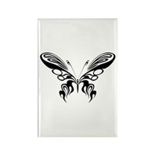 BUTTERFLY 8 Rectangle Magnet