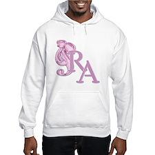 RA w/Pink Bow Hoodie