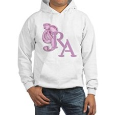 RA w/Pink Bow Jumper Hoody