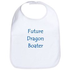 Future Dragon Boater Bib - Blue