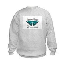 Teal Butterfly 2 (OC) Sweatshirt
