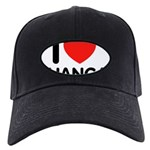 I Love Shangai Black Cap