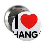 I Love Shangai Button