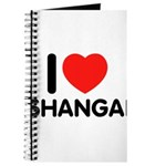 I Love Shangai Journal
