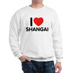 I Love Shangai Sweatshirt