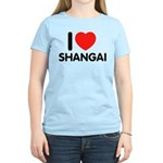 I Love Shangai Women's Light T-Shirt