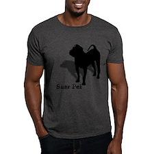 Shar Pei Silhouette T-Shirt