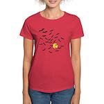 Bevy of Bats Women's Dark T-Shirt