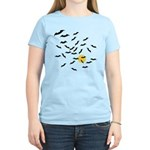 Bevy of Bats Women's Light T-Shirt