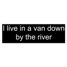 Van down by the river