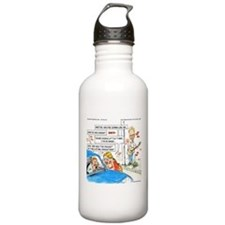 Sting Operation Water Bottle