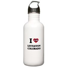 I love Littleton Color Water Bottle