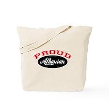 Proud Albanian Tote Bag