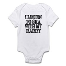Ska With Daddy Onesie