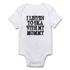 Ska WIth Mom Infant Bodysuit
