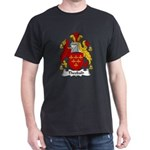 Theobald Family Crest Dark T-Shirt