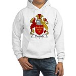 Theobald Family Crest Hooded Sweatshirt